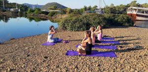 yogareis organiseren the flower of life