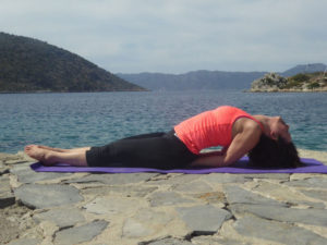 Yoga op de meest bijzondere plekken