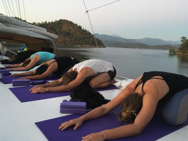 the flower of life yogareizen, yogacruise, yin yoga