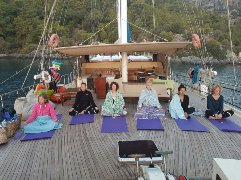 the flower of life yogareizen, yogacruise, yogavakantie