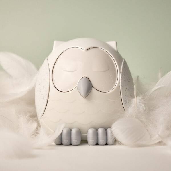 Snowy owl diffuser