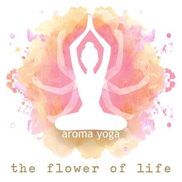 aroma yoga - the flower of life
