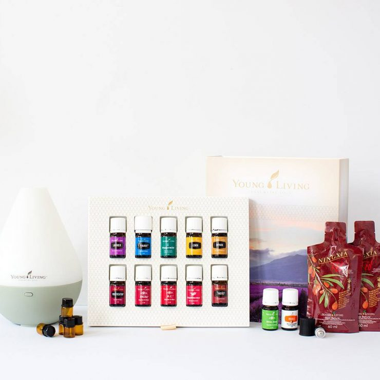 Young living starterskit