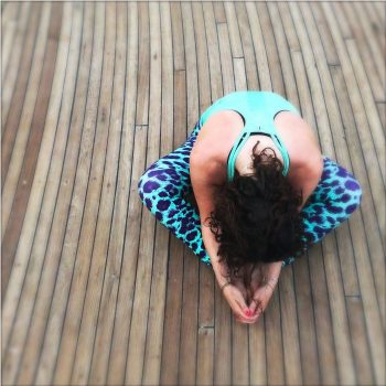 Yin Yoga door Leontine Denisse in Amsterdam